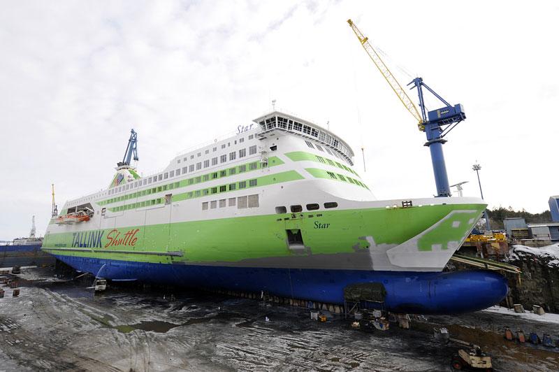 Ühistranspordihuviliste foorum - Tallink